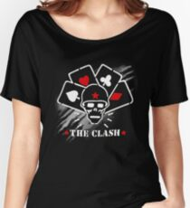Black Straight To Hell Women's Relaxed Fit T-Shirt
