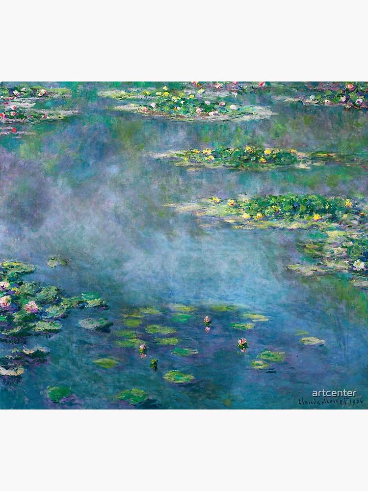 Claude Monet - Seerosen von artcenter