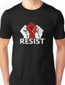 Resist Resistence #resist Protest Unisex T-Shirt