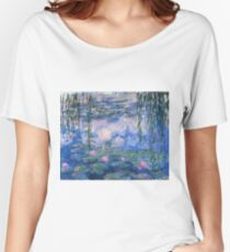 Claude Monet - Water Lilies Women's Relaxed Fit T-Shirt