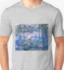 Claude Monet - Water Lilies Unisex T-Shirt