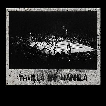 Thrilla in Manila by nfydesigns