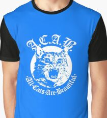 All Cats Are Beautiful Graphic T-Shirt
