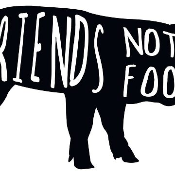 Friends not food by Kerris-clothes