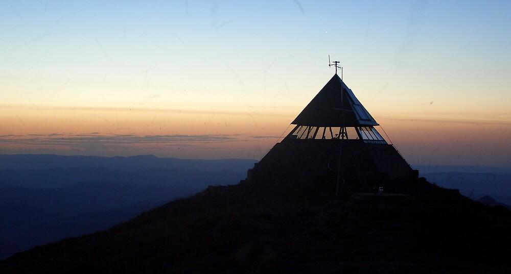Mt Buller Summit by Chris Putnam