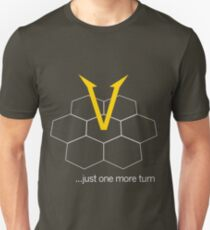 Just one more turn...(dark) Unisex T-Shirt