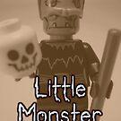 Little Monster Frankensteins Monster Custom Minifig by Customize My Minifig