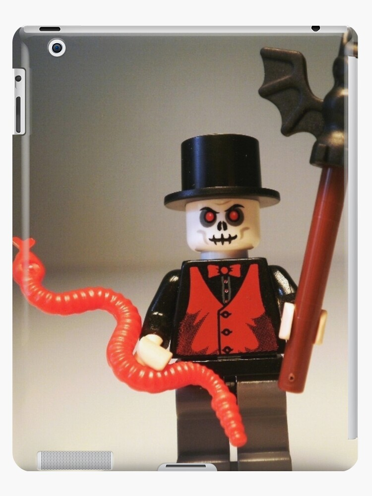 Voodoo Priest / Witch Doctor Zombie Custom Minifig by Customize My Minifig