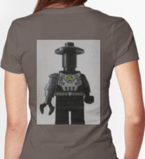 Custom Cyber Droid Shadow Soldier Minifig T-Shirt