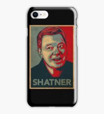 SHATNER iPhone Case/Skin