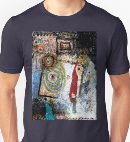 Square Peg, Round Hole T-Shirt