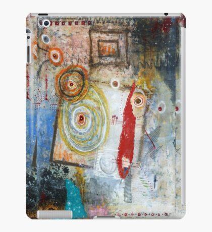 Square Peg, Round Hole iPad Case/Skin