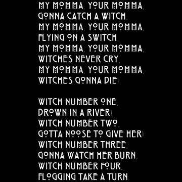 witch song by seldom