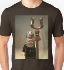 Mongolian Warrior Chief Custom Minifigure T-Shirt