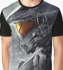 Halo 5 - Spartan 117 Graphic T-Shirt