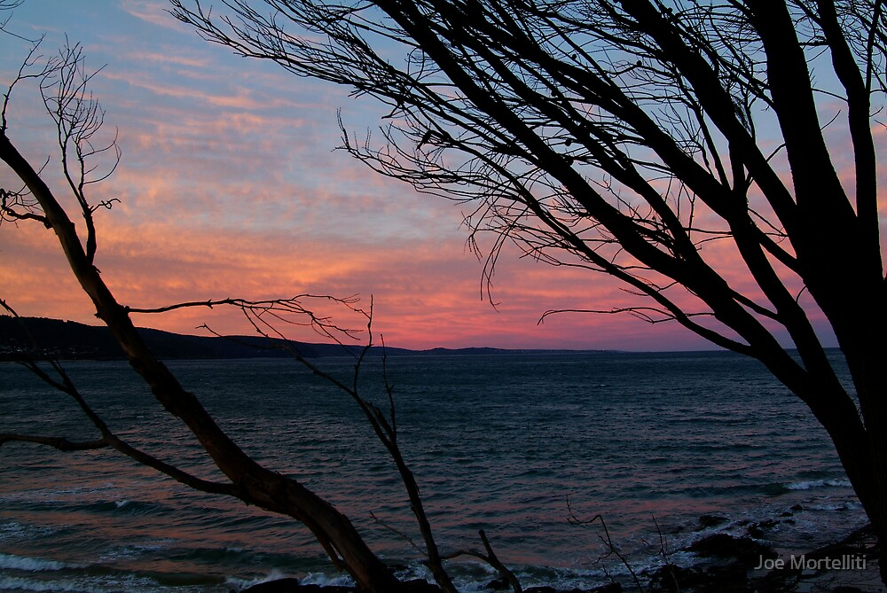 Louttit Bay, Great Ocean Road by Joe Mortelliti
