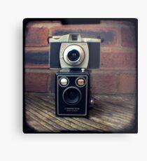 Camera collection Metal Print
