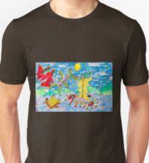 Chips Voyage  Unisex T-Shirt