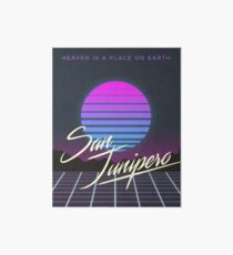 san junipero Art Board