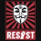 Resist by Samuel Sheats