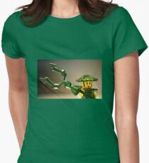 Ching Dynasty Chinese Warrior Custom Minifigure T-Shirt