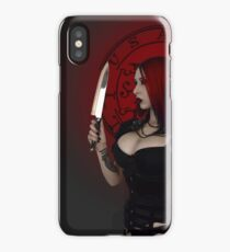 Sudden Violence iPhone Case