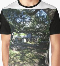 Saint Phillips Cemetery 2 Graphic T-Shirt