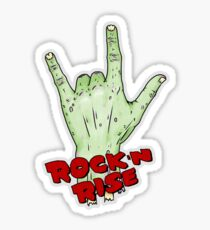 Rock'n'Rise SC Sticker