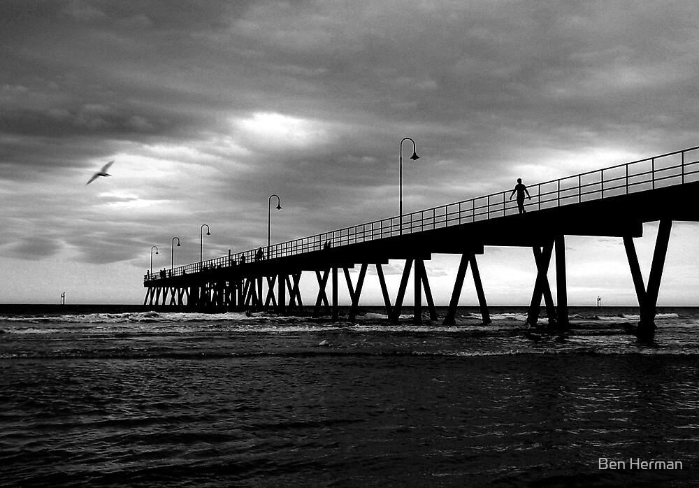 Bridge to Nowhere by Ben Herman