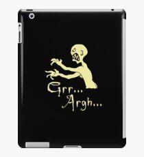 joss iPad Case/Skin