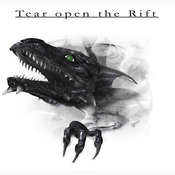 Tearing Rift by EleanorC