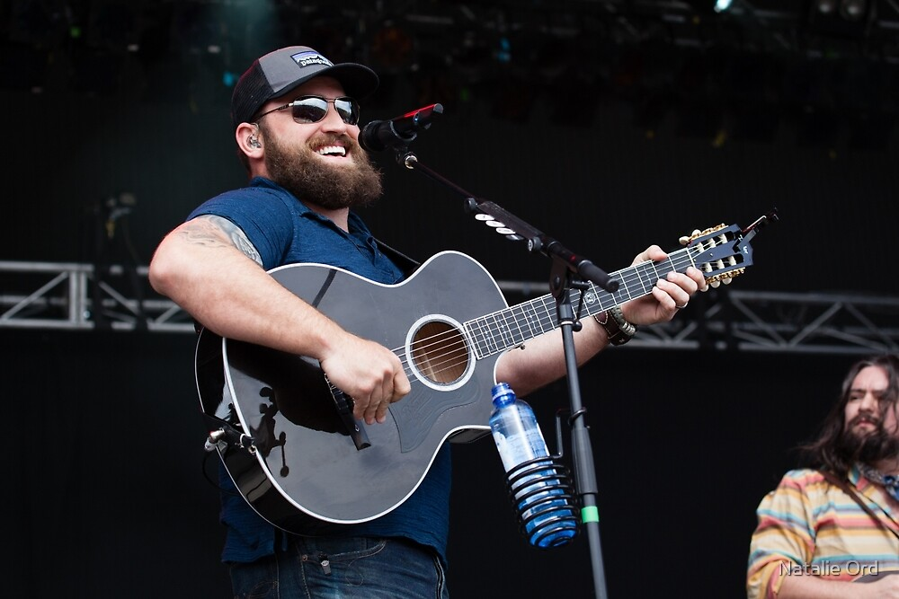 Zac Brown by Natalie Ord
