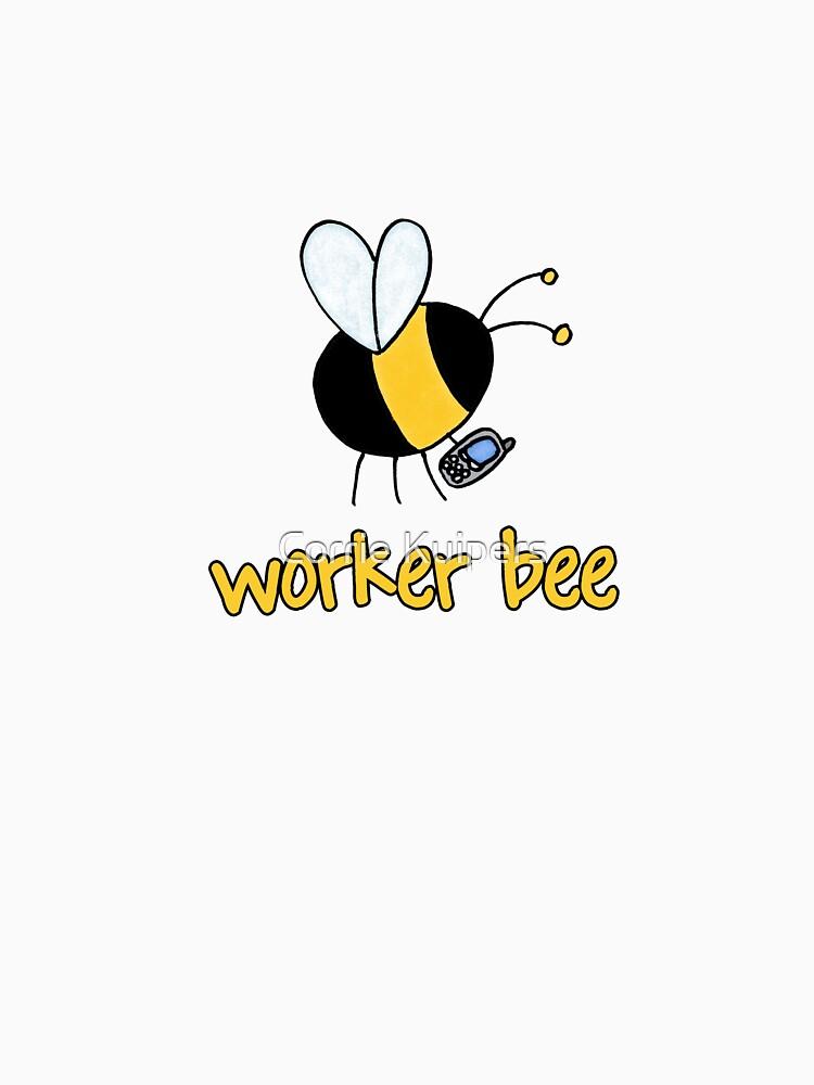Worker bee - sales/receptionist by cfkaatje