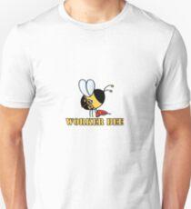 Worker bee - handyman/carpenter Unisex T-Shirt