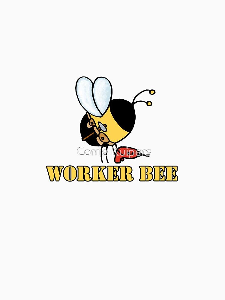 Worker bee - handyman/carpenter by cfkaatje