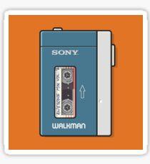 Sony Walkman - Guardians of the Galaxy Vol.2 Sticker