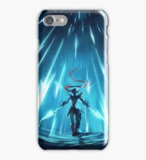 Undyne Attack iPhone Case/Skin