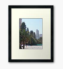 Surfers Paradise Framed Print