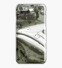 The Cars in London iPhone Case/Skin