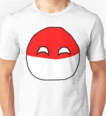 Polandball - ONE:Print Unisex T-Shirt