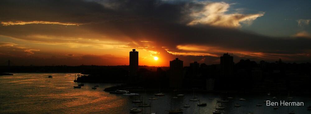 Seidler Sunset by Ben Herman