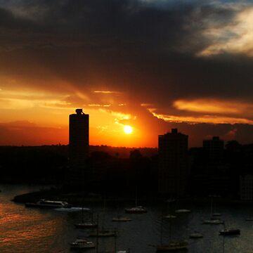 Seidler Sunset by benherman