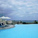 Pool by the Sea by OHenrys
