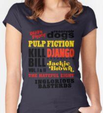 Tarantino Women's Fitted Scoop T-Shirt