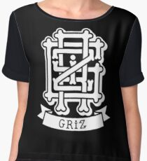 Date Tour 2017 GRIZ kellyyaa ky siji Chiffon Top