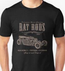 Delaware River Country Rat Rods T-Shirt