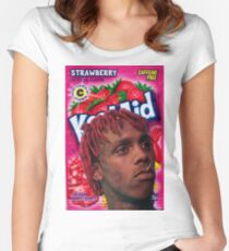KoolAid- Famous Dex flavored Women's Fitted Scoop T-Shirt
