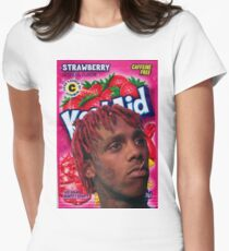 KoolAid- Famous Dex flavored Women's Fitted T-Shirt