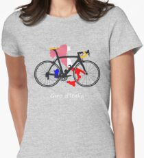Giro d'Italia Womens Fitted T-Shirt