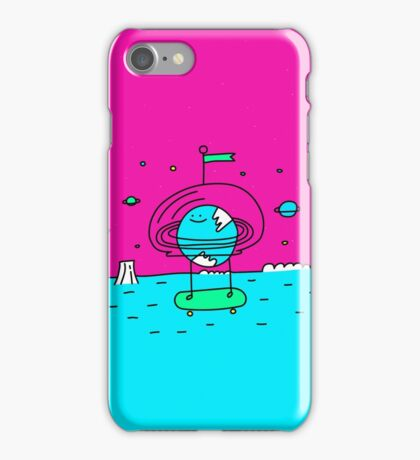 Surreal Planet - Mr Beaker iPhone Case/Skin